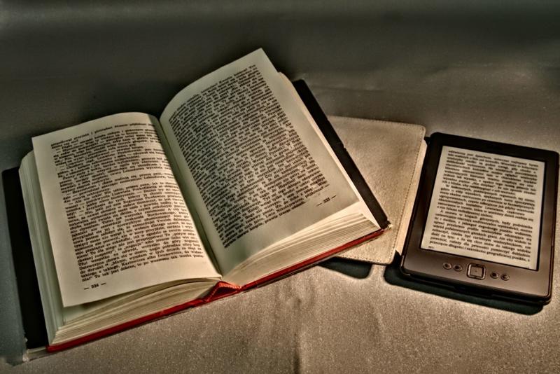 Similituds entre el llibre en paper i el llibre digital