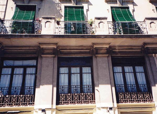 Barri del Carme, Gemma San Cornelio, 1996.
