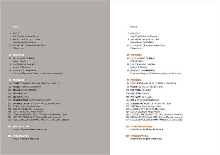 Figura 52. Catàleg «Lienzo Norte»
