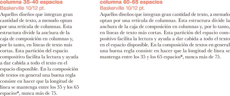 Figura 90. Mostra d'amplada de columnes